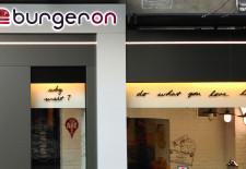 Burgeron :: хипстер бургерная